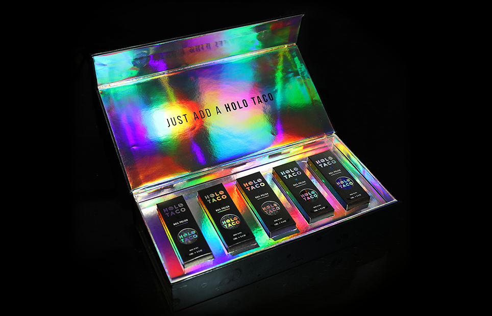 Holo Taco Packaging 3